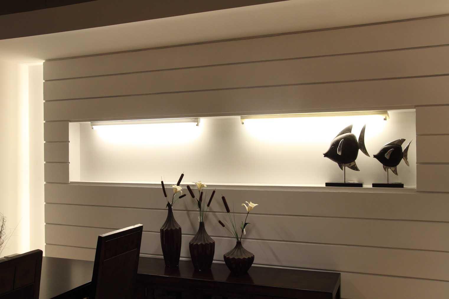 Plafoniere Per Tubi Al Neon : Aldo plafoniera per tubi fluorescenti led light plus