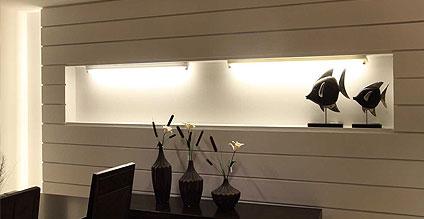 Plafoniere Per Tubi Fluorescenti : Aldo plafoniera per tubi fluorescenti led light plus