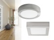 CARSA N LED and KANTI N LED – a new version of surface-mounted LED fixtures