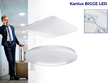 Large ceiling fixture - big possibilities – the Kanlux BIGGE LED