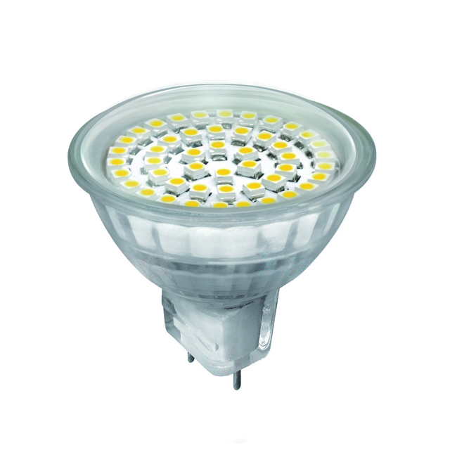 lampadina led mr : Details about FARETTO 48 LED SMD MR16,LAMPADA, LAMPADINA LUCE CALDA